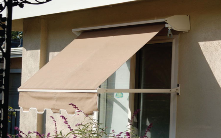 Robusta small window awning