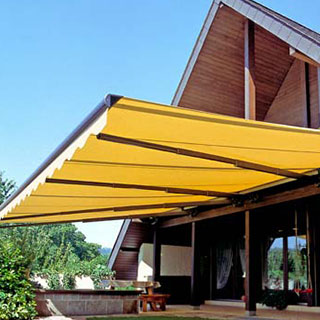 retractable awnings shades tension systems abc sun control systems